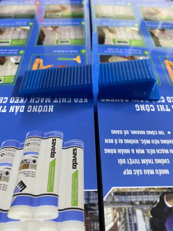Ke nhựa cân bằng 2mm - Ke nhựa ốp lát gạch - Lh đặt hàng 0971.379.789