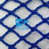 Lưới an toàn công trình xây dựng khổ 2mx50m mắt 2.5cm xanh dương Blue - Minh Phú Group - Hotline 0971.379.789