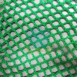 Lưới an toàn công trình màu xanh lá Green khổ 2mx50m mắt 2.5cm - Minh Phú Group - Hotline : 0971.379.789