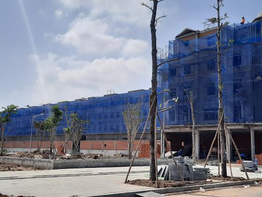 Lưới che bụi công trình xây dựng - Minh Phú Group - Mua hàng lh 0971.379.789
