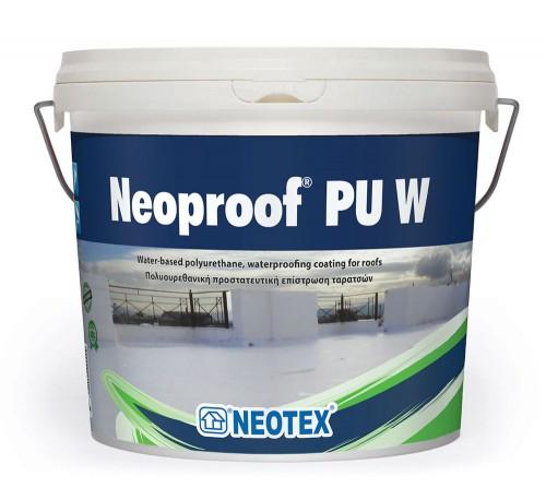 Chống thấm sàn Neoproof PU W Grey or White 13kg Neotex Hy Lạp - Minh Phú Group - Hotline 0971.379.789
