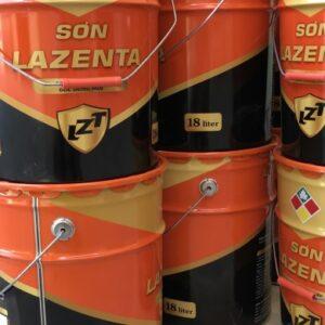 Sơn phủ Epoxy Lazenta trang trí bảo vệ cho bề mặt kết cấu sắt thép - Minh Phú Group - Hotline 0971.379.789