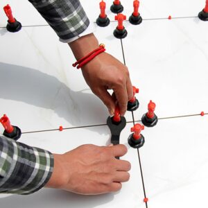 Bộ ke vít cân bằng gạch ốp lát tái sử dụng nhiều lần. Đặt hàng 0971.379.789