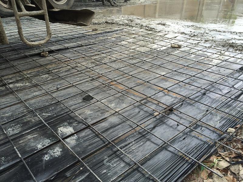 Nilon lót sàn đổ bê tông - Nilon trải sàn đổ bê tông. Mua hàng xin liên hệ Hotline 0971.379.789