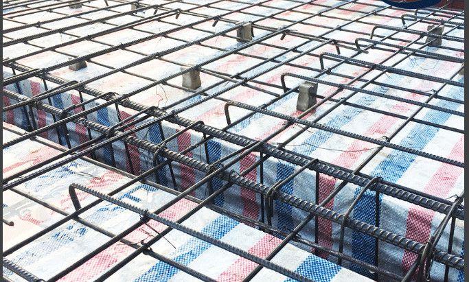 Con kê thép sàn là gì? Liên hệ mua con Kê thép sàn tại Minh Phú Group Hotline 0971379789