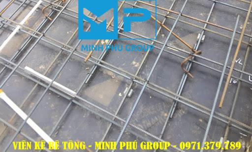 Viên kê bê tông là gì? Mua Viên kê bê tông ở đâu? Lh Minh Phú Group 0971.379.789