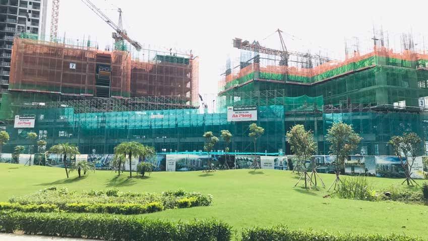 Cung cấp Lưới công trình cho dự án chung cư Eco green Sài Gòn quận 7 - Lh 0971.379.789